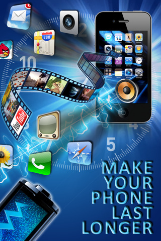 Battery Boost Magic App