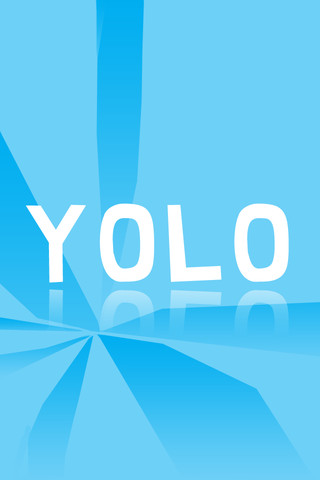 yolo   you only live once app for ipad   iphone