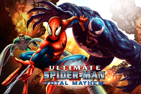 Spider-Man: Total Mayhem 1.0.0