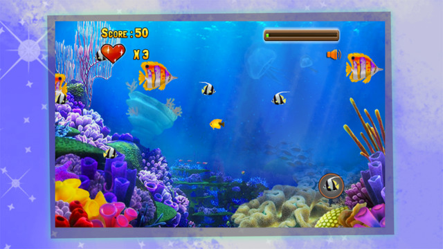 The Tlittle Fish Big Fish Eat Small Fish : Easy Fish Games For Kids fish aquaria
