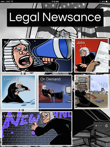Legal Newsance HD - Law News, Jobs, CLE and Forms legal jobs indonesia