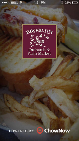 Brown`s Orchards Farm Market gays mills orchards