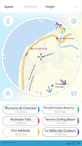 Mauritius Island : Offline Map okinawa island map
