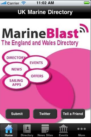 Marine Blast Marine Directory - Scotland hyundai merchant marine