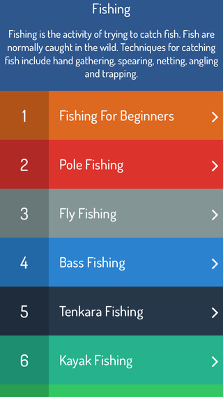 Fishing Guide - Ultimate Learning Guide fishing videos