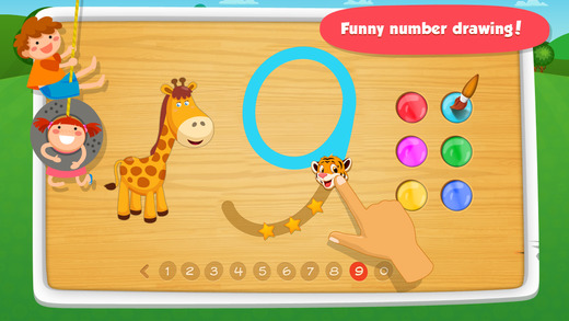 Math Games & Preschool Educational Games-123 Numbers, Free Learning App for Kids elementary educational games