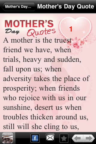 Best quotes from daughter mothers day quotesgram for Best quotes about mother