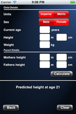 Predicting a Childs Adult Height - HealthyChildrenorg