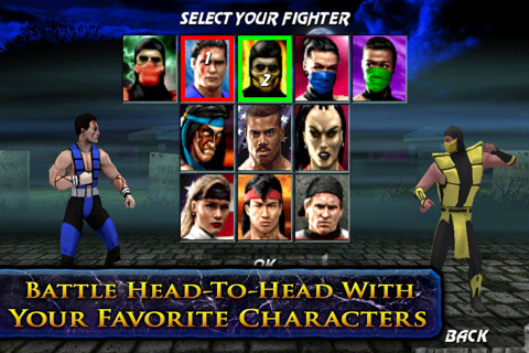 descargar ultimate mortal kombat trilogy para pc