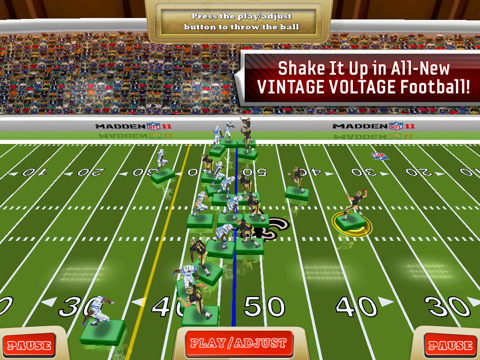 "MADDEN NFL 11 by EA SPORTSâ""¢"