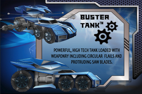 Download Hot Wheels Battle Force 5 iPhone iPad iOS
