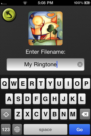 Custom Ringtone Creator