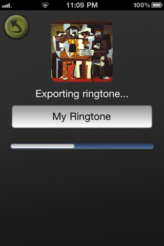 Custom Ringtone Creator