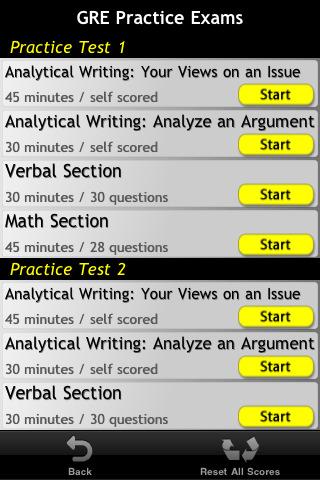 gmat essay score 4.5