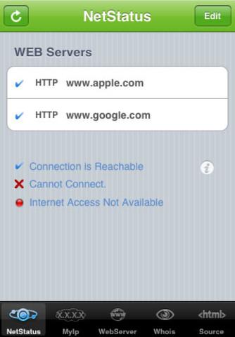 iNetUtil - Webmaster tool webmaster email