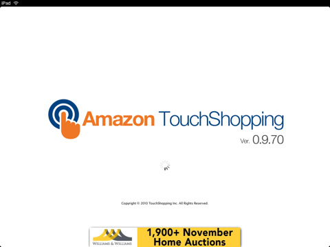 Amazon TouchShopping (US)