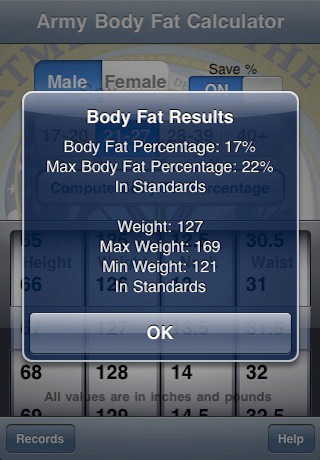 Body Fat Calculator: Get an Instant Body Fat Percentage