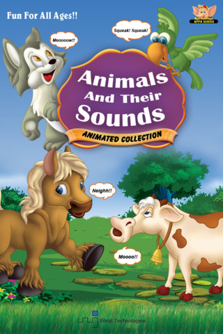 Download Animals and Their Sounds iPhone iPad iOS