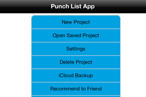 construction punch list template .