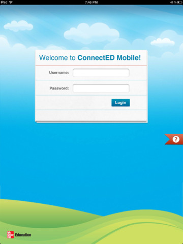Mcgraw hill k 12 connected mobile app for ipad iphone
