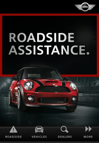 MINI Roadside Assistance