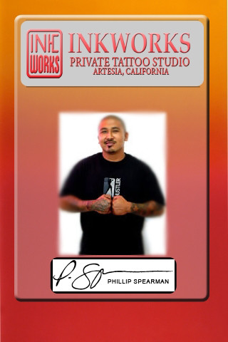 Phillip Spearman Ink Works