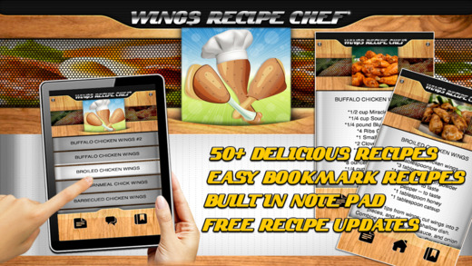Chicken Wings Recipe Chef Pro good baked chicken recipe