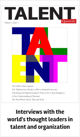 Talent Quarterly – The Executive`s Guide to Managing Talent hungary s got talent
