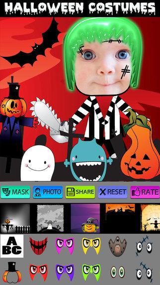 Happy Halloween Photo Frames 1.0