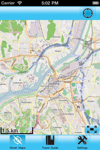 Gothenburg Street Map Offline 4.0.0