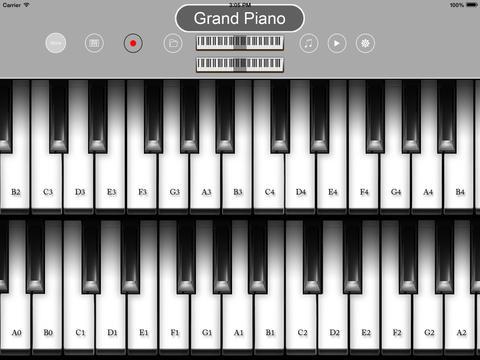 Pianos! HD kids pianos