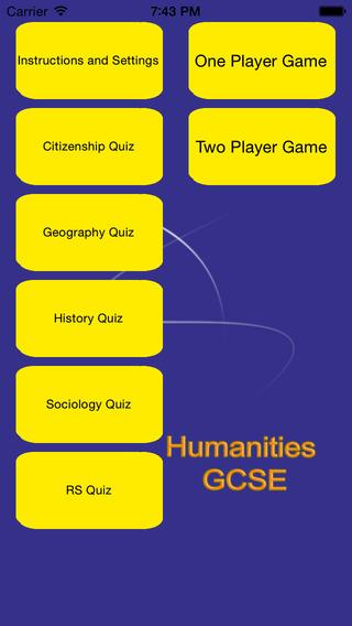 Humanities GCSE importance of humanities