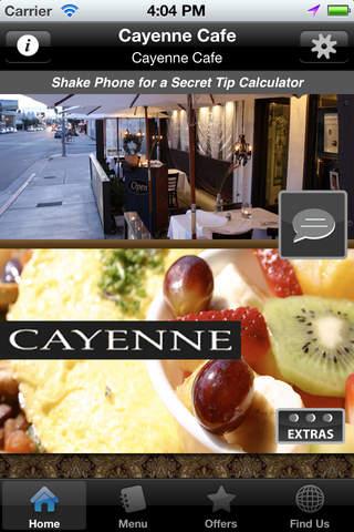 Cayenne Cafe: Los Angeles porsche cayenne