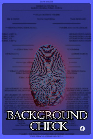 Background Check Scanner background check public records