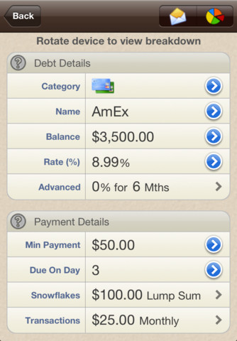 how to get out of debt fast calculator