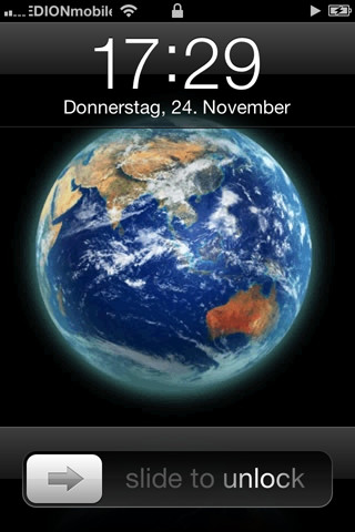 Live Wallpapers For IOS 5 App For IPad IPhone