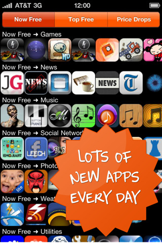 App Deals: daily free apps and price drops - by Appsfire