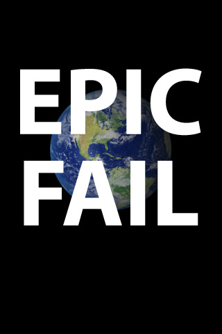 EPIC FAIL for iPhone, iPod and iPad 2.7.1