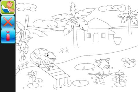 Magic Paint For Kids Lite App For IPad