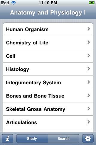 Anatomy and Physiology I anatomy and physiology