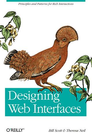 Designing Web Interfaces home designing