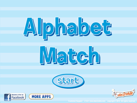 Alphabet Match: PreSchool 1.0.0