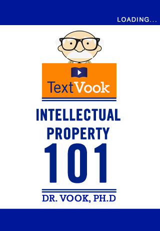 Intellectual Property 101: The Animated TextVook protecting intellectual property