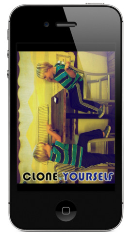 Split Pic - Clone Yourself