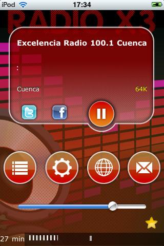 Radios de Ecuador - X3 Ecuador Radio ecuador newspapers