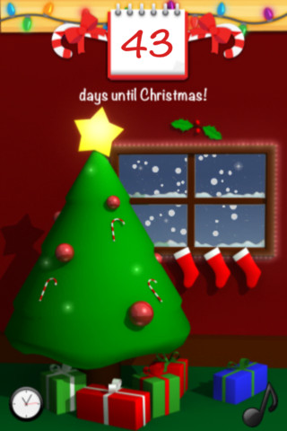 Download How Long Until Christmas  iPhone iPad iOS WxIIpP5w