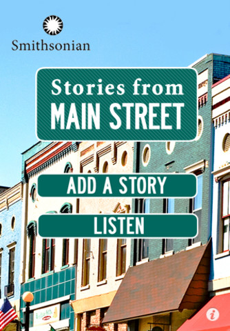 Stories from Main Street smithsonian museum