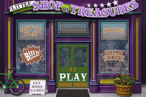 little shop of treasure