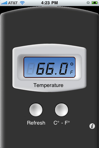 Free Digital Temperature