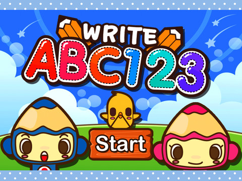 kids apps PRESCHOOL FIND AND MATCH ABC & 123